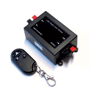 Gradateur LED à télécommande